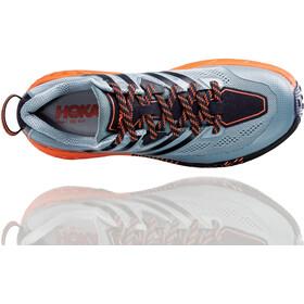 Hoka One One Speedgoat 3 Running Shoes Herre stormy weather/tangerine tango